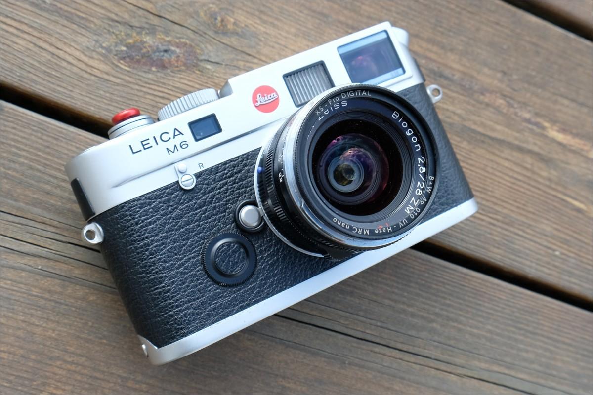 "#5 My Leica M6 ""Hacks"""